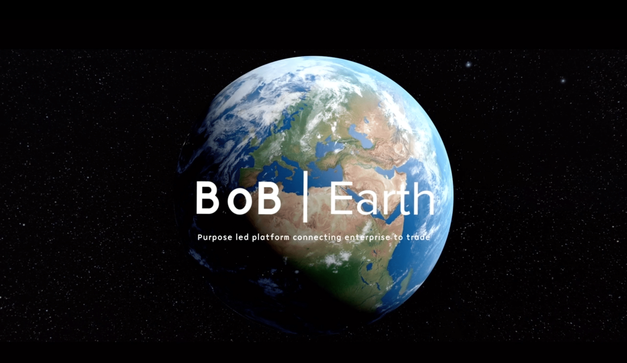 BoB Earth – 1 Billion Purposes