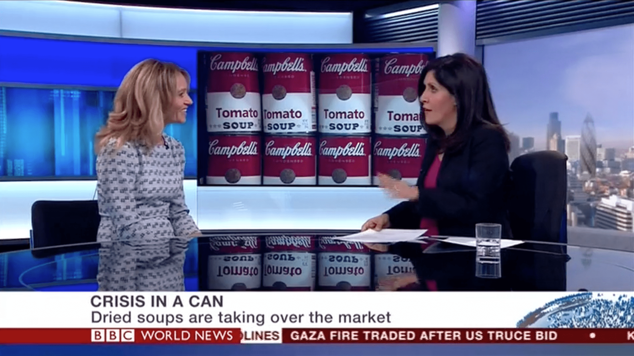 BBC- Crisis in a can